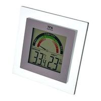 TFA : Plexi Thermo-Hygrometer