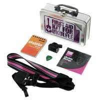Music Sales : First Aid Kit For Ukulele