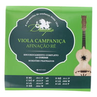 Dragao : Viola Campanica RE Strings