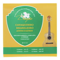 Dragao : Cavaquinho Brasileiro Eletrico