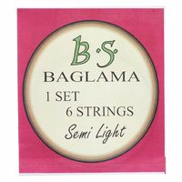 Kampana : Baglama Strings 6 Semi Light