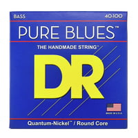 DR Strings : Pure Blues Bass Lite 40-100