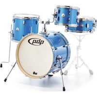 DW : PDP New Yorker Shell Set Blue