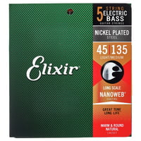 Elixir : 14207 Nanoweb 5-Str. Light/Med