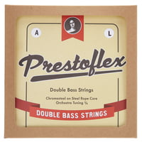 Presto : Prestoflex Light Bass Strings