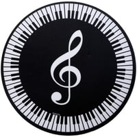 AIM Gifts : Mouse Pad Treble Clef/Keyboard