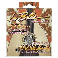 La Bella : OU80A-B Oud Arabic High Tuning