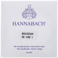 Hannabach : Bouzouki Strings Set 2911S6
