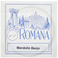 Romana : Mandolinbanjo Strings Set