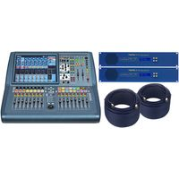 Midas : Pro1 IP Stagebox Bundle 40in8