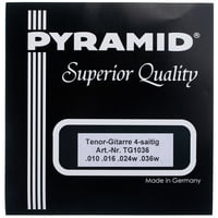 Pyramid : Tenor Guitar Strings