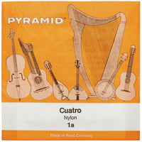 Pyramid : Cuatro Nylon Strings a-d-f#-h