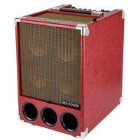 Phil Jones : Flightcase BG-300 Red