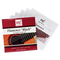 RC Strings : Flamenco Black - FL60