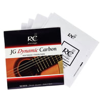 RC Strings : JG Dynamic Carbon - DC10
