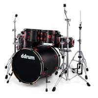 DDrum : Hybrid Kit Satin Black Set