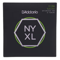 Daddario : NYXL1156