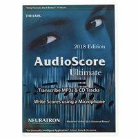 Neuratron : AudioScore Ultimate 2018 en