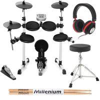 Millenium : MPS-150 E-Drum Set Bundle