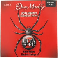 Dean Markley : 2508-LF Lita Ford Signature