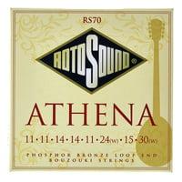 Rotosound : RS70 Athena Bouzouki Strings
