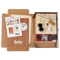 Sela : SE 018 Snare Cajon Kit medium