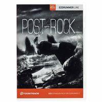 Toontrack : EZX Post Rock