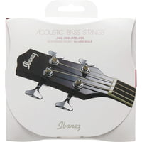 Ibanez : IABS4C Acoustic BassString Set