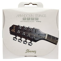 Ibanez : IMDS4 Mandoline String Set