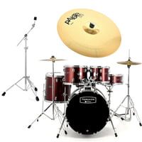 Mapex : Tornado Standard Bundle Red