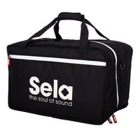 Sela : SE 005 Cajon bag black