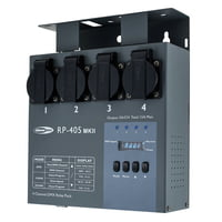Showtec : RP-405 MKII Relay Pack