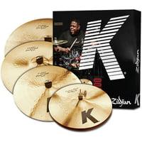 Zildjian : K-Custom Darkbox Set