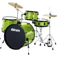 DDrum : D2 Rock Starter Set Lime Spkl