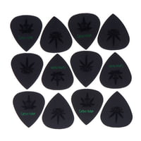 Pickboy : Carbon Nylon Pick M Set 0,75