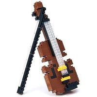 Music Sales : Nanoblock: Violin