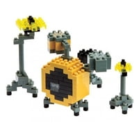 Nanoblock : Drum Set