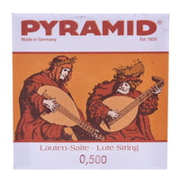 Pyramid : Single String G for Lute