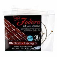 Fodera : 5-String Set Medium-Heavy N TB
