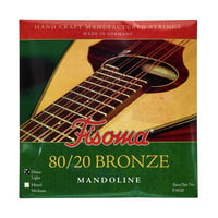 Fisoma : F3020D Mandolin Strings 80/20