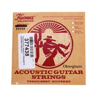 Fisoma : F2410 Octave Guitar Strings