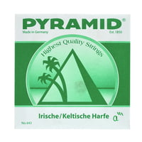 Pyramid : Irish / Celtic Harp String a3