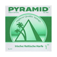 Pyramid : Irish / Celtic Harp String g3