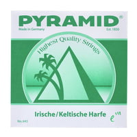 Pyramid : Irish / Celtic Harp String e3