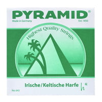 Pyramid : Irish / Celtic Harp String h2