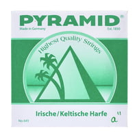 Pyramid : Irish / Celtic Harp String a2