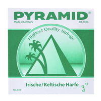Pyramid : Irish / Celtic Harp String g2