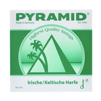 Pyramid : Irish / Celtic Harp String d2