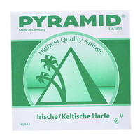 Pyramid : Irish / Celtic Harp String e2
