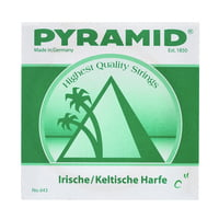 Pyramid : Irish / Celtic Harp String c2